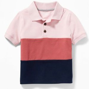 Old Navy toddler boy polo